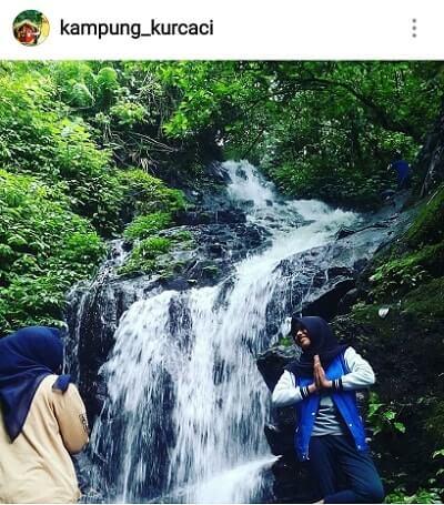 Kampung Kurcaci Purbalingga Wisata Ngehits Kota Perwira Curug Lawang Ruman