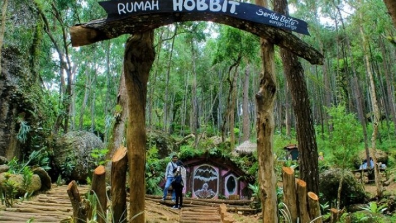 Wisata Kampung Kurcaci Purbalingga Plukme Ruman Pohon Kab