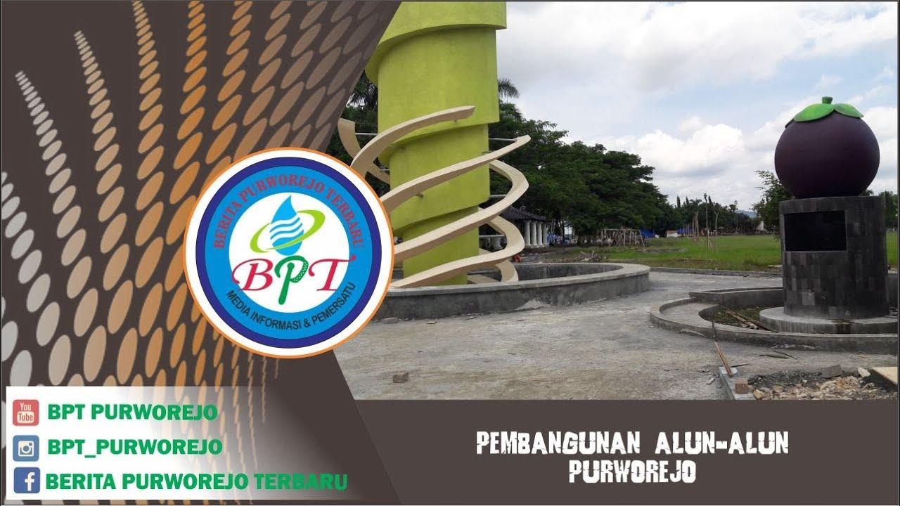 12 Pembangunan Tata Kota Kab Purworejo Alun Team Bpt