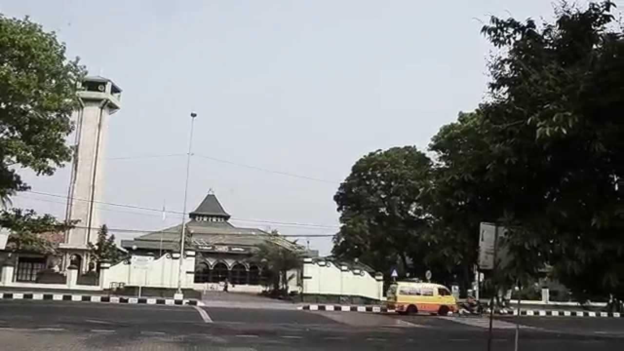 Alun Kota Purworejo Jawa Tengah Youtube Kab