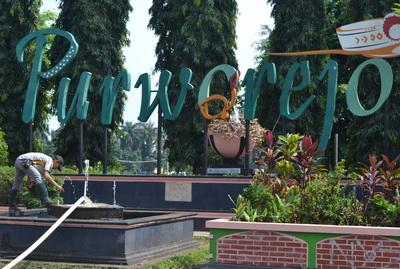 Alun Purworejo Bakal Jadi Pusat Rekreasi Kab
