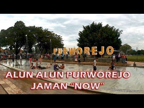 Alun Purworejo Jaman Metamorfose Tempat 1898 2018 Kab