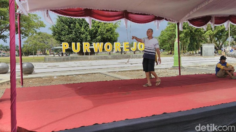 Cfn Purworejo Dipusatkan Alun Kab