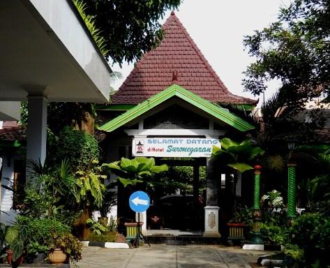 Detail Hotel Suronegaran Purworejo Brrrwisata Alun Kab
