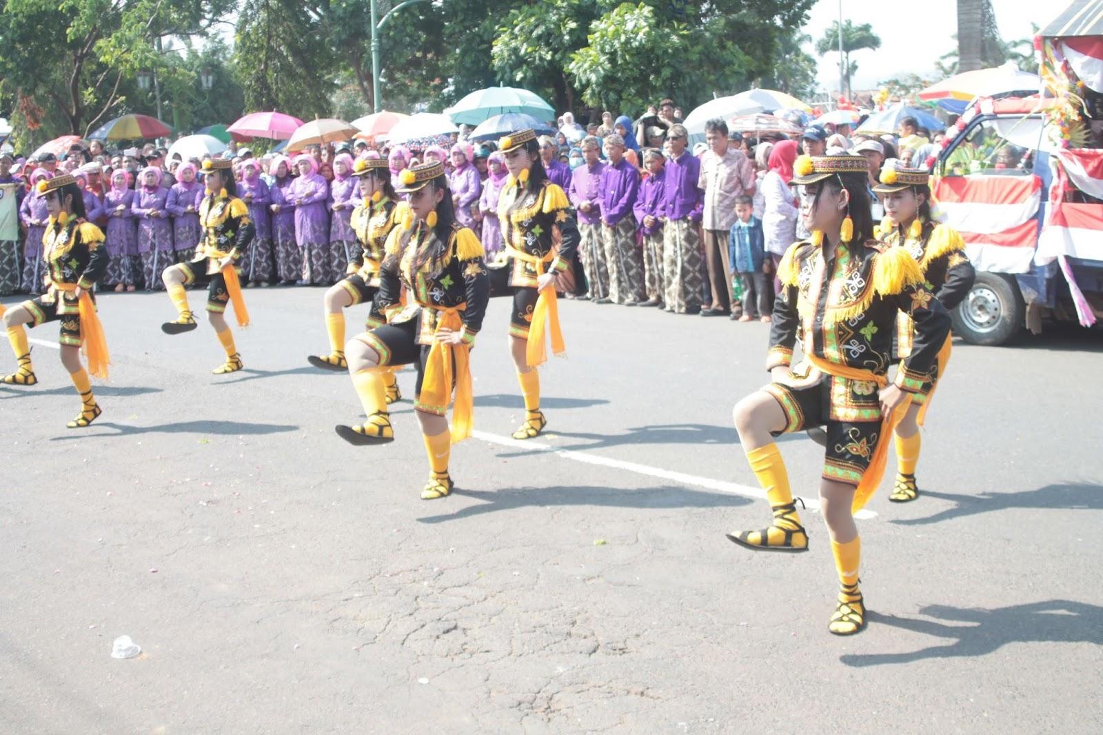 Jiwa Nusantara Ogoh Alun Purworejo Kab
