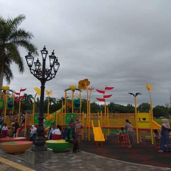 Photos Alun Purworejo Plaza Photo Aga P 1 3 Kab