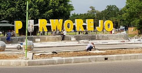 Proyek Penataan Alun Purworejo Terhenti Tengah Jalan Metro Times News