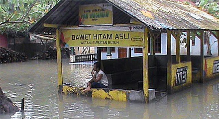 Satu Harapan Banjir Disertai Longsor Gerus Puluhan Desa Kecamatan Purworejo