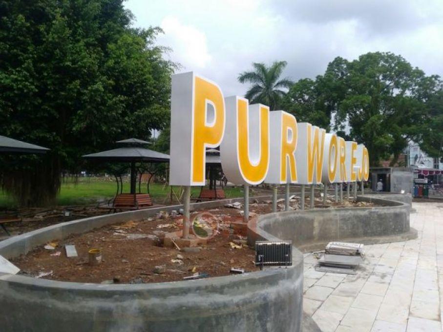 Sorotpurworejo Media Berita Online Purworejo Proyek Alun Senilai Belasan Miliar
