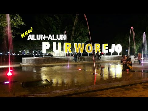 Wajah Alun Purworejo Koto Berirama Youtube Kab