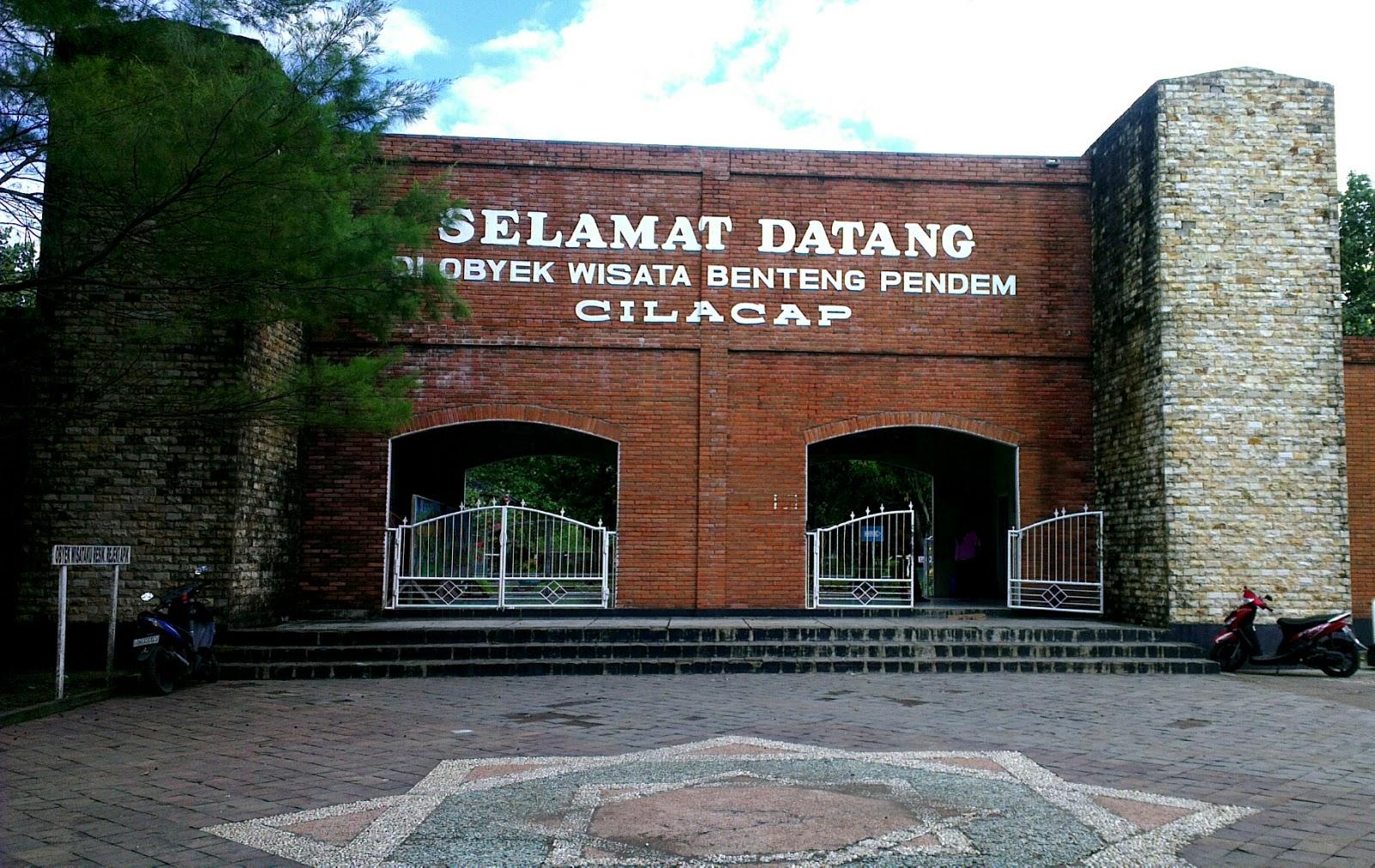 25 Tempat Wisata Cilacap Jawa Tengah Bagus Jago Benteng Pendem
