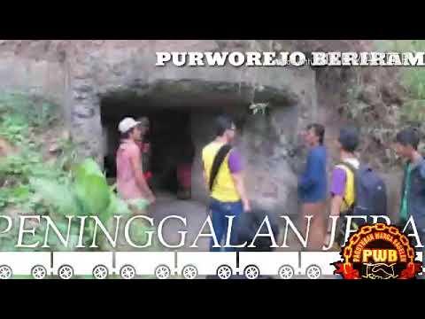 Benteng Pendem Kalimaro Bagelen Peninggalan Jepang Youtube Kab Purworejo