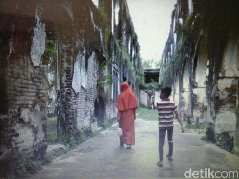 Benteng Pendem Peninggalan Belanda Jadi Ikon Kota Ngawi Kab Purworejo