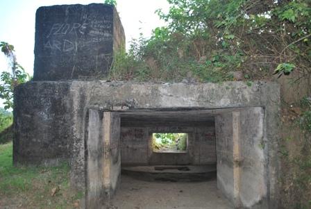 Benteng Pendem Peninggalan Tentara Jepang Dibangun Akses Jalan Menuju Lokasi