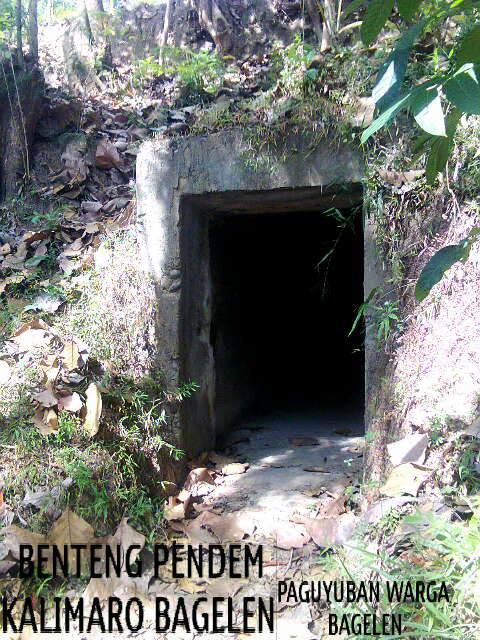 Benteng Pendem Purworejo Terpendam Cerita Adeitu Prast Mas Gayot Http