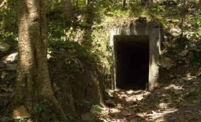 Jejak Pertahanan Jepang Benteng Purworejo Oleh Bambang Setyawan Benar Bunker