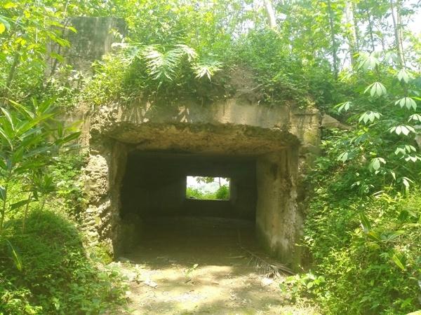 Jejak Pertahanan Jepang Benteng Purworejo Oleh Bambang Setyawan Bunker Dua