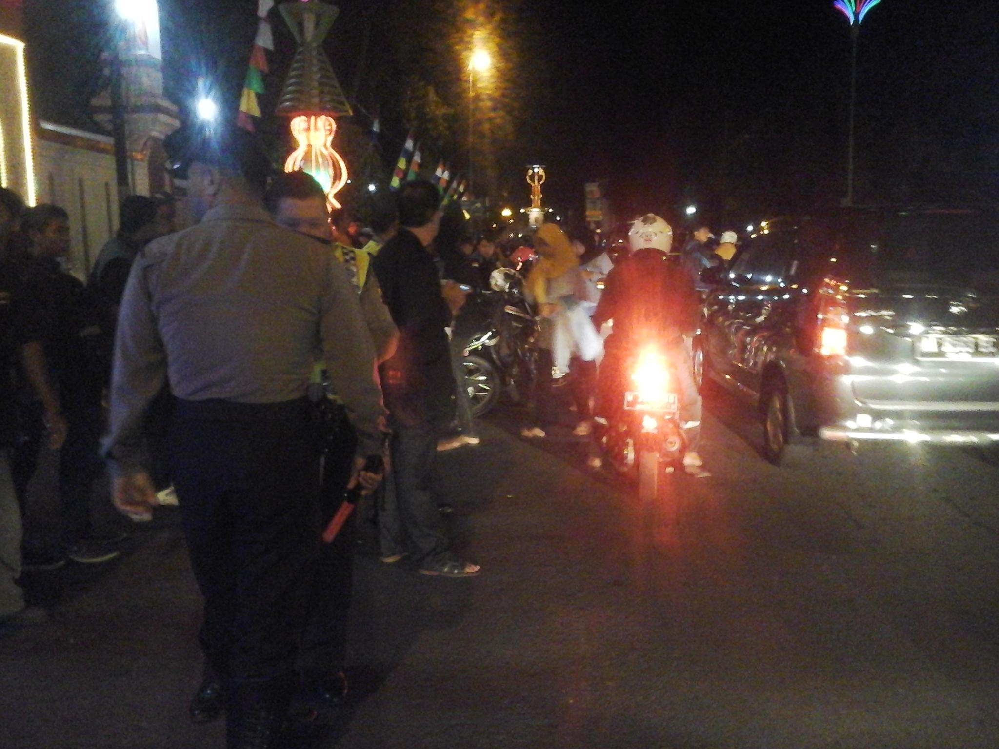 Puluhan Polisi Amankan Pentas Dolalak Tribrata News Purworejo Sebanyak 30