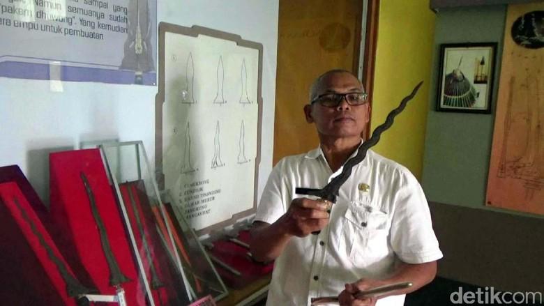1 Sura Museum Tosan Aji Purworejo Jamas 107 Pusaka Kab