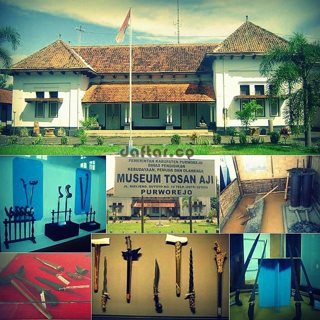 Museum Tosan Aji Daftar Purworejo Kab