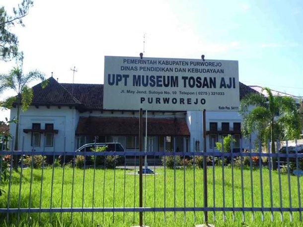 Museum Tosan Aji Keliling Purworejo Kab