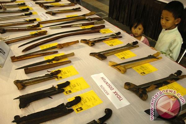 Museum Tosan Aji Keliling Purworejo Khusus Menyajikan Satu Jenis Koleksi