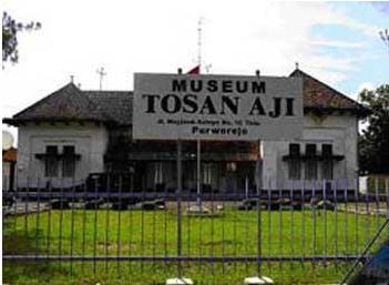 Museum Tosan Aji Potlot Adventure Kab Purworejo