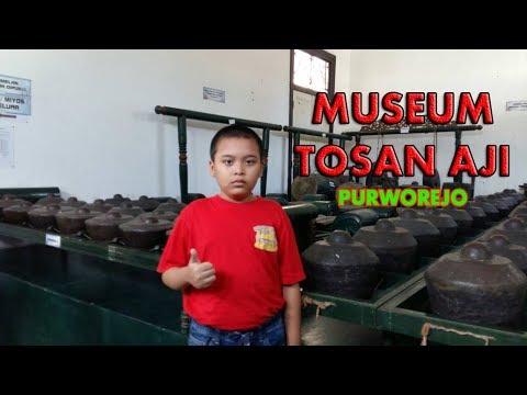 Museum Tosan Aji Purworejo Jawa Tengah Indonesia Youtube Kab
