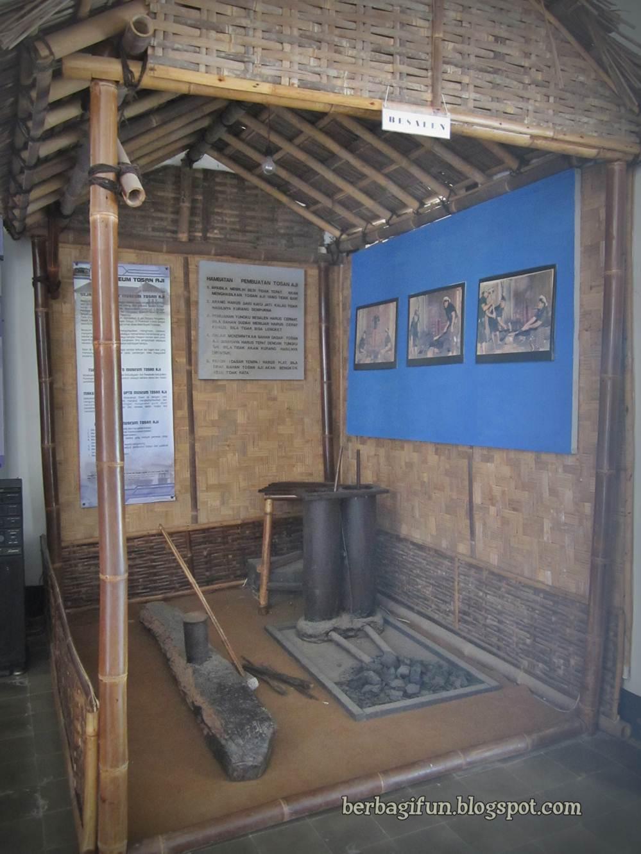 Nengokin Museum Tosan Aji Purworejo Jalan Makan Menempati Bangunan Bekas