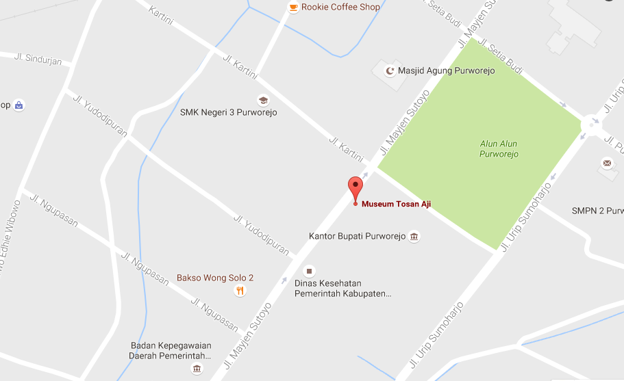 Objek Wisata Purworejo Museum Tosan Aji Dipindahkan Kabupaten Alasan Bangunan