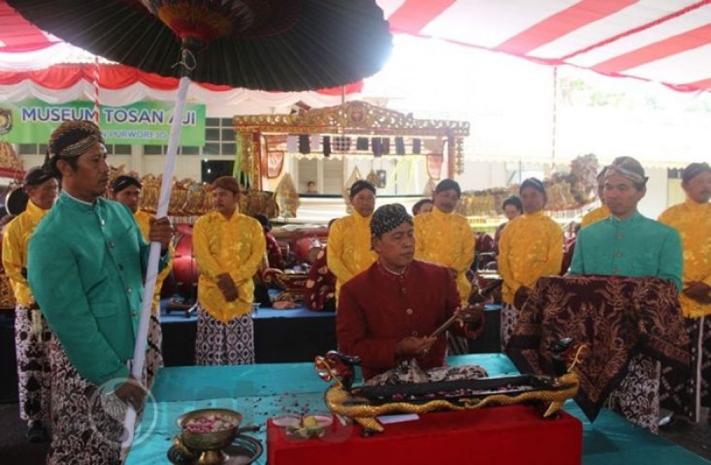 Sorotpurworejo Media Berita Online Purworejo 1 Suro Museum Tosan Aji