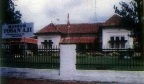 Tosan Keris Aji Museum Terletak Pusat Kota Purworejo Jalan Mayjend