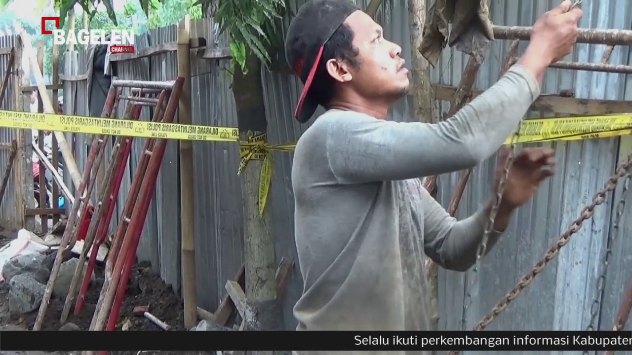 Wajan Raksasa Dipindah Diteliti Museum Tosan Aji Purworejo Kab