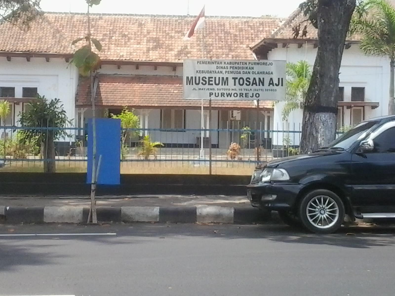 Wisata Budaya Museum Tosan Aji Purworejo Pordjoland Kab