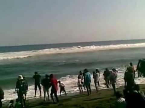 Pantai Jati Malang Purworejo Youtube Jatimalang Kab