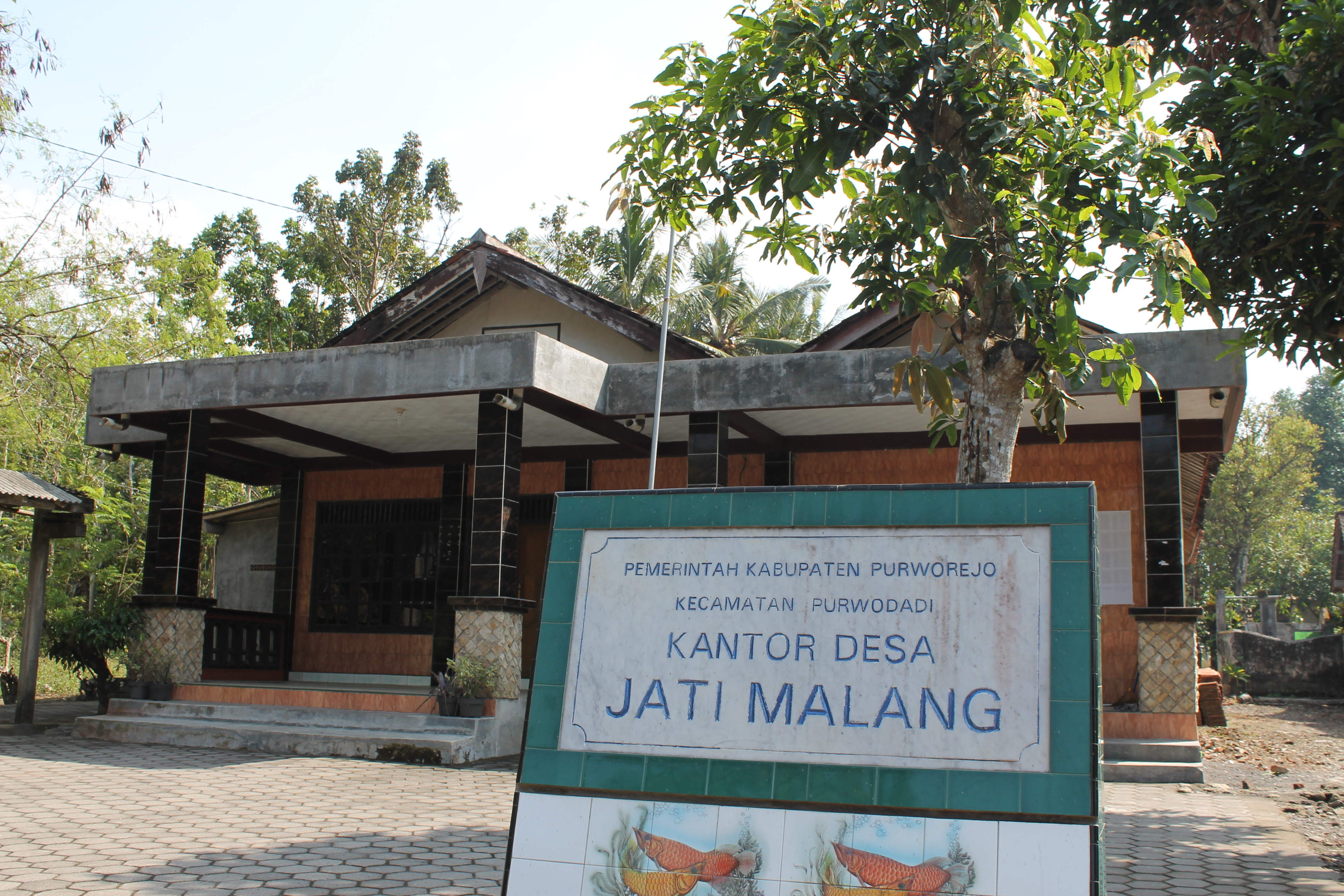 Pantai Jatimalang Indah Pesona Pesisir Purworejo Balai Desa Kab