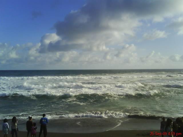 Pantai Jatimalang Indah Pesona Pesisir Purworejo Indahnya Sunset Pji Kab