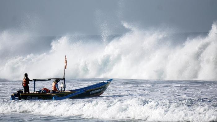 Pantai Jatimalang Purworejo Libur Panjang Inilah Destinasi Cocok Buat Dikunjungi