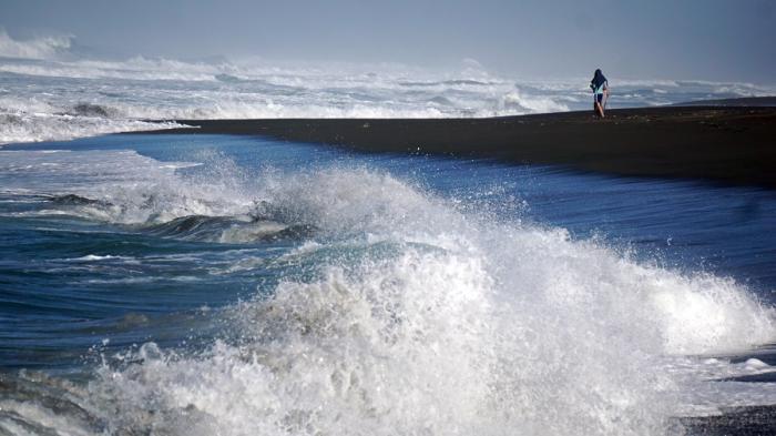 Pantai Jatimalang Purworejo Libur Panjang Inilah Destinasi Kab