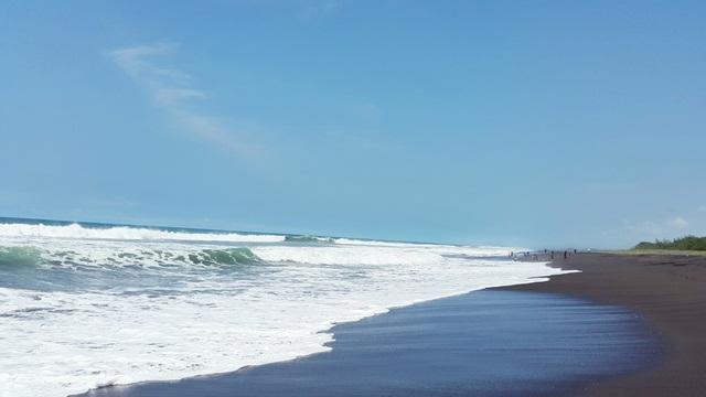 Pantai Jatimalang Wisata Bahari Purworejo Elok Dipandang Mata Kab
