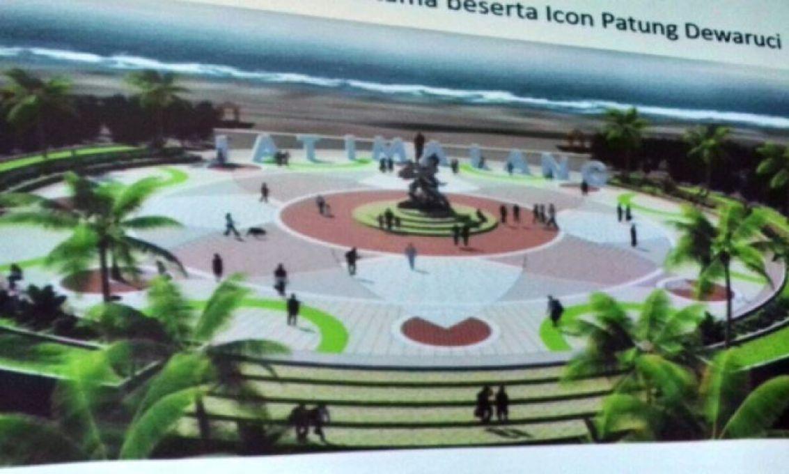 Sorotpurworejo Media Berita Online Purworejo Kembangkan Pantai Dewaruci Jatimalang Goa