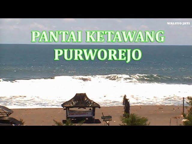 Indahnya Pantai Ketawang Kabupaten Purworejo Travelerbase Liputan Wisata Ombaknya Besar
