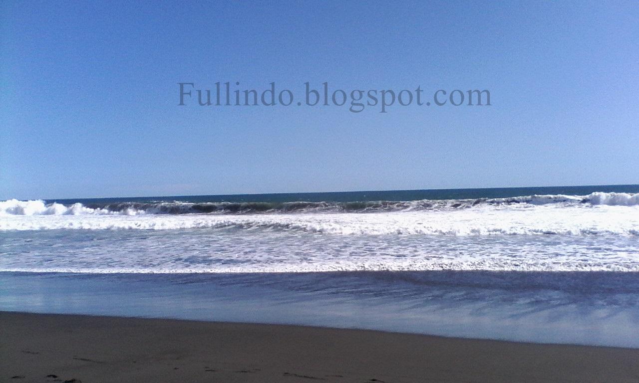 Jalan Pantai Ketawang Indah Purworejo Blog Wong Indonesia Kab