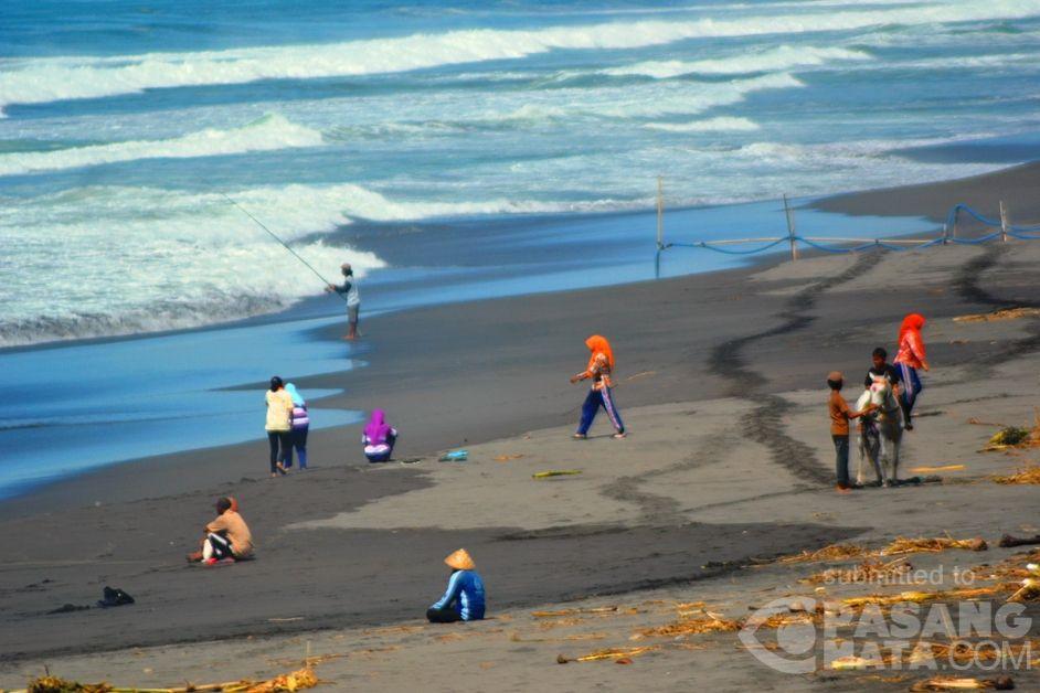 Keasrian Pantai Ketawang Indah Purworejo Wisata Pasangmata Kab