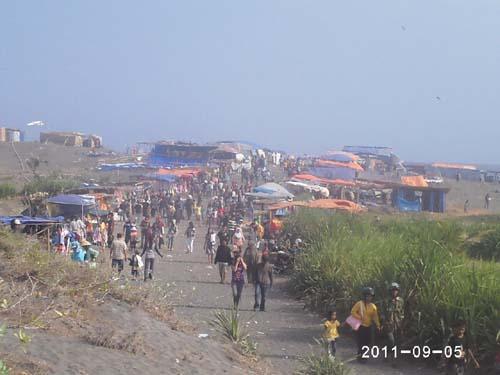 Ketawang Beach Ekopriyatno Pantai Kab Purworejo