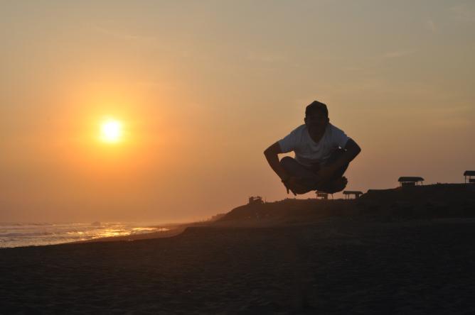 Pantai Ketawang Eyo Prikitiw Keindahan Wisata Ketawangrejo Purworejo Jawa Tengah