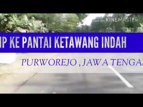 Pantai Ketawang Indah Purworejo Youtube Kab