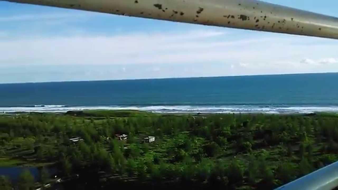 Pemandangan Mercusuar Pantai Ketawang Purworejo Youtube Kab