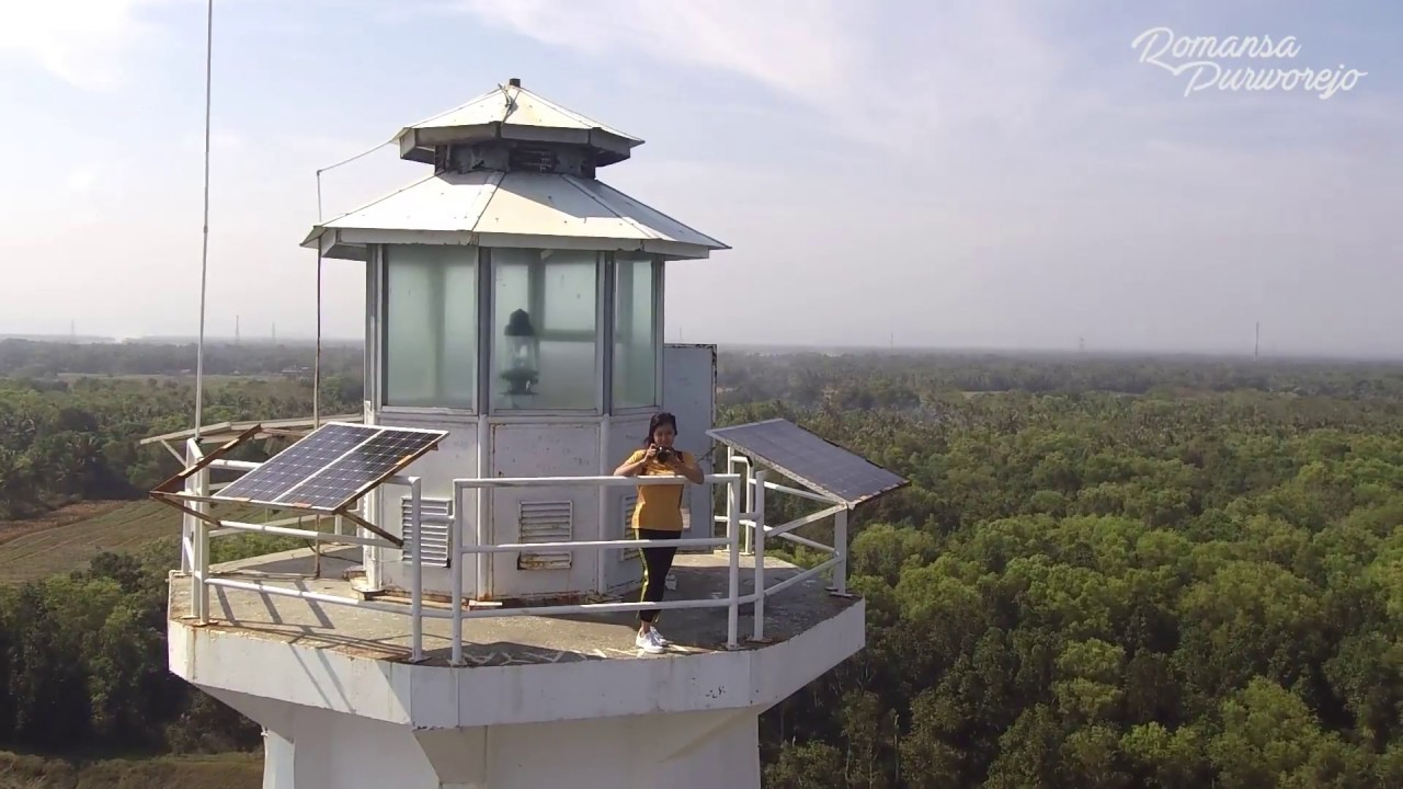 Teaser Wisata Mercusuar Pantai Ketawang Youtube Romansa Purworejo Indonesia Kab