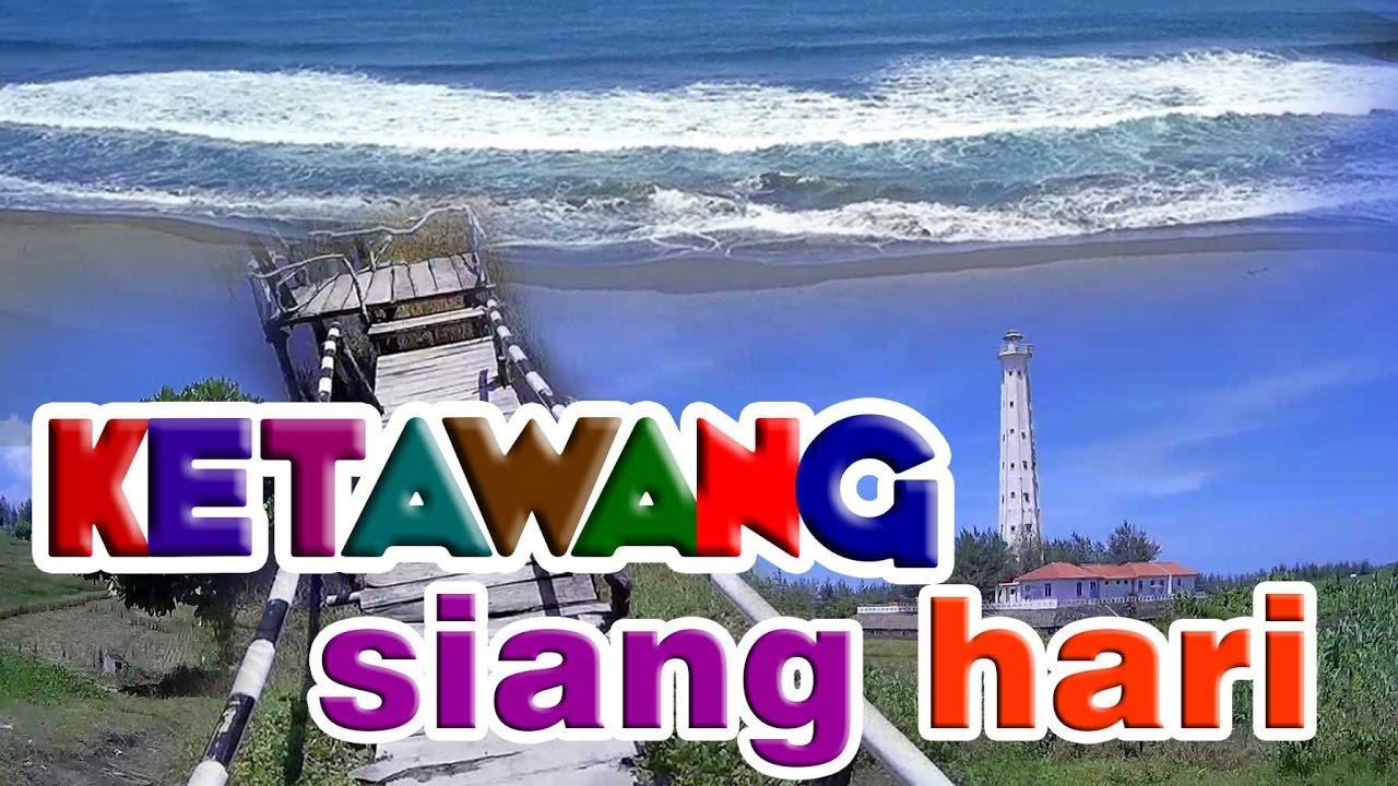 Wisata Pantai Ketawang Mercusuarnya Lho Youtube Kab Purworejo